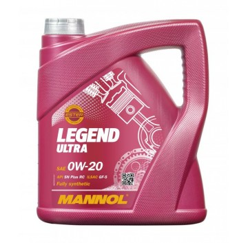 MANNOL 7918 Legend Ultra 0W-20 API SN Plus RC
