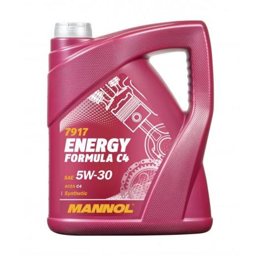 MANNOL 7917 Energy Formula C4 5W-30