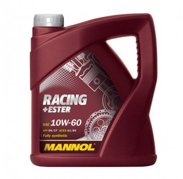 MANNOL Racing+Ester 10W-60 API SN/SM/CF