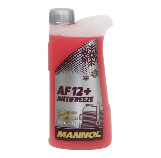 MANNOL Longlife Antifreeze AG12  -40°C