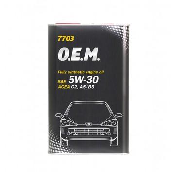 7703 O.E.M. for PEUGET CITROEN SAE  5W-30 A5/B5