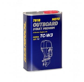 MANNOL 7818 Outboard 2-Takt Premium API TC