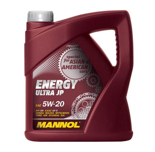 MANNOL Energy Ultra JP 5W-20 API SN