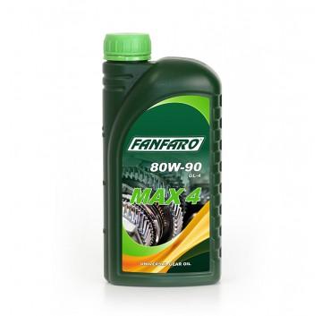 FANFARO MAX 4 80W-90 GL-4 API GL4