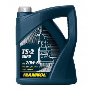 MANNOL TS-2 SHPD 20W-50 API CH-4/CG-4/CF-4/SL