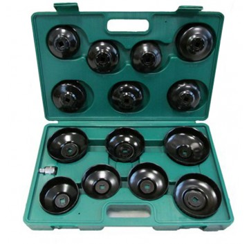 9312 Oil Filter Wrench Set (15pc)