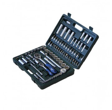 "9318 Dr. Socket Set 1/4"" & 1/2"" (94pc)"