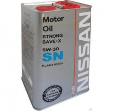 FanFaro 6709 5W-30 SN for Nissan